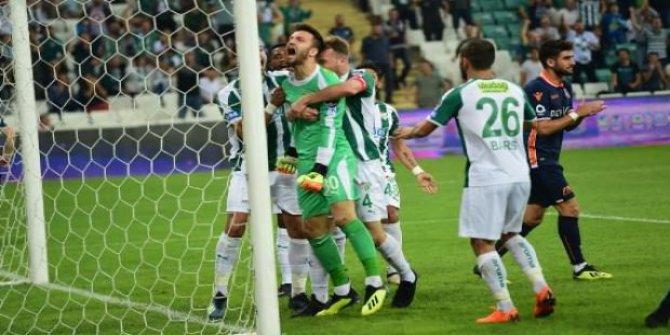 Galatasaray'a Bursaspor'dan kaleci