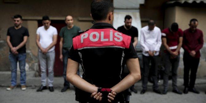Ankara'da  kaçak içki operasyonu: 16 gözaltı