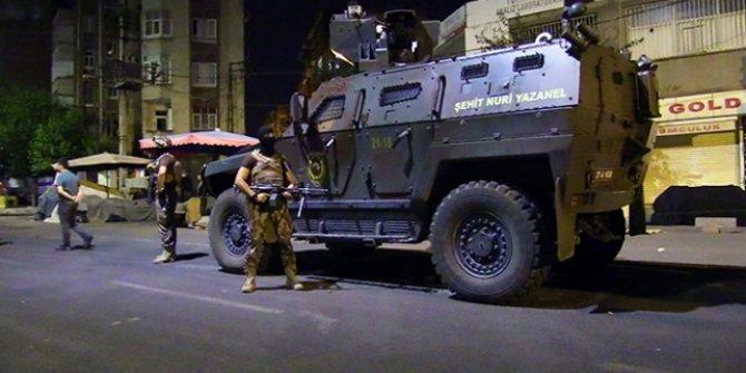 Bağlar ilçesinde 1 PKK'lı terörist etkisiz hale getirildi