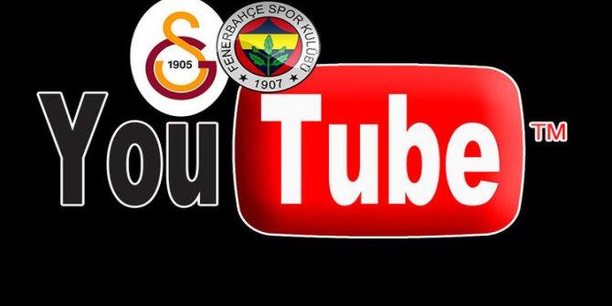 Futbol rekabeti Youtube'a sıçradı