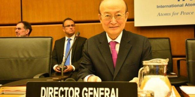 (UAEA) Uluslararası Atom Enerjisi Kurumu Başkanı hayatını kaybetti!