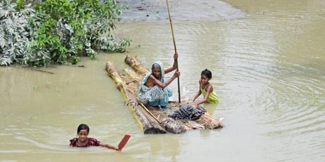 Hindistan'da aşırı yağışlar nedeniyle çok sayıda kişi öldü