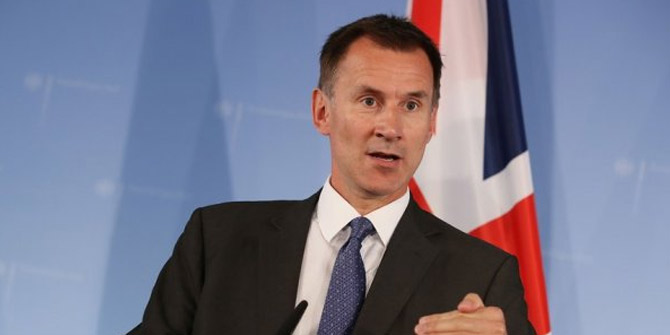 İngiltere'den İran'a korsanlık suçlaması