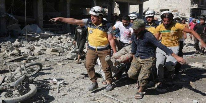 İdlib'de ağır bombardıman! 50 sivil yaşamını yitirdi
