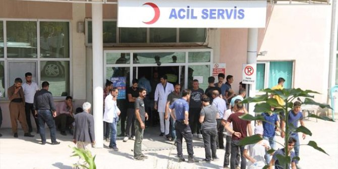 Şemdinli ilçesinde sivil araca EYP'li saldırı: 1 ölü