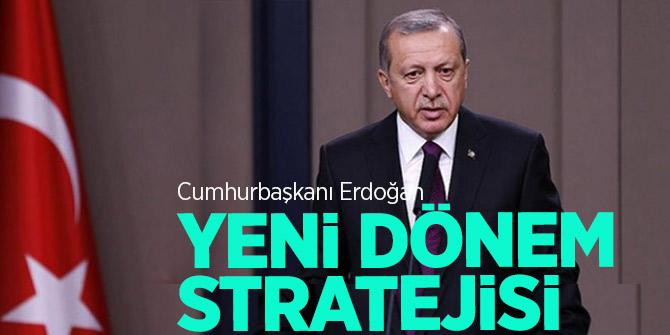 Erdoğan'ın yeni dönem stratejisi! 81 il başkanıyla değerlendirecek