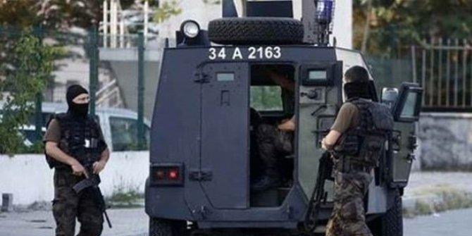 Mardin merkezli 2 ilde terör operasyonu