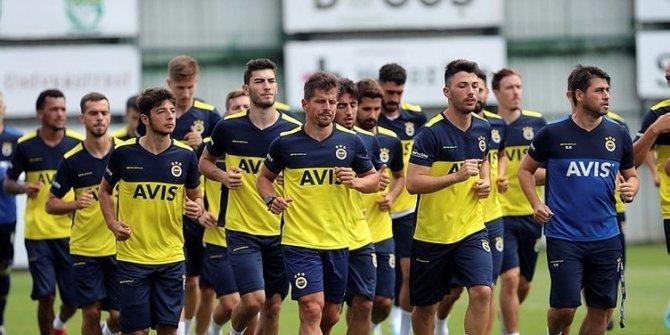 Fenerbahçe, Avusturya kampında tempo yükseltti!