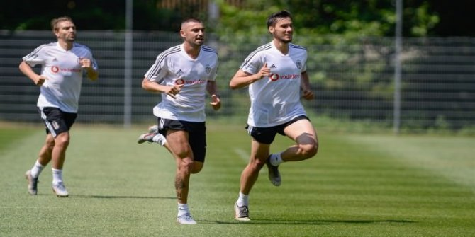 Beşiktaş'ın yeni sezonda için kaptanı açıklandı