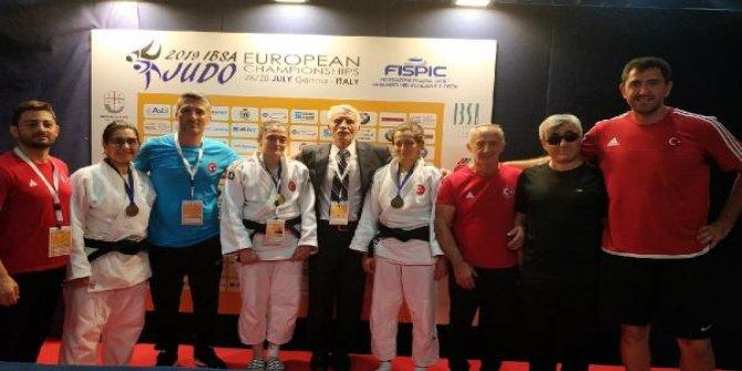 Judo Milli Takımı 6 madalya birden kazandı