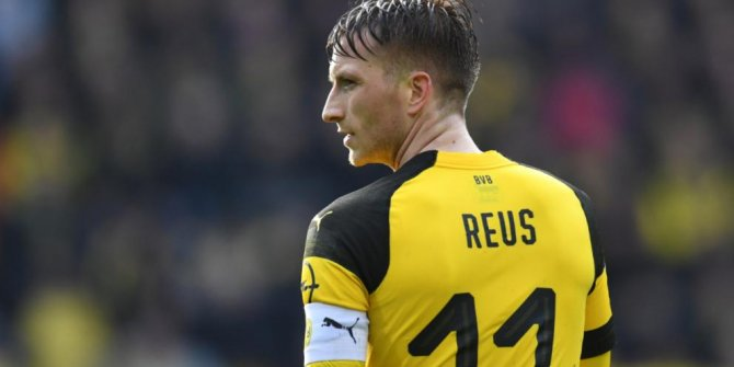 Kicker dergisi açıkladı! Almanya'da yılın futbolcusu  Reus