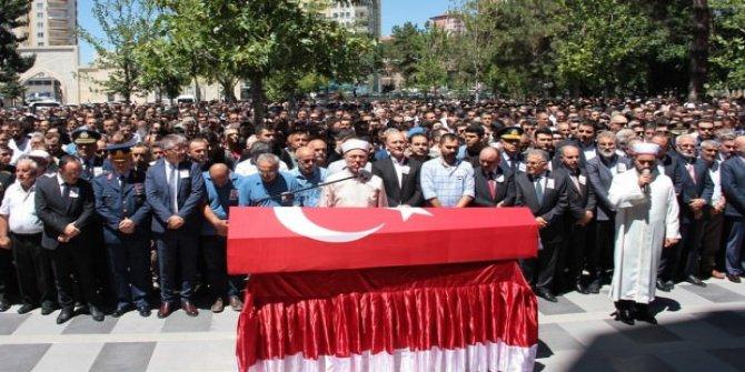Şehit Taha Uluçay ebediyete uğurlandı