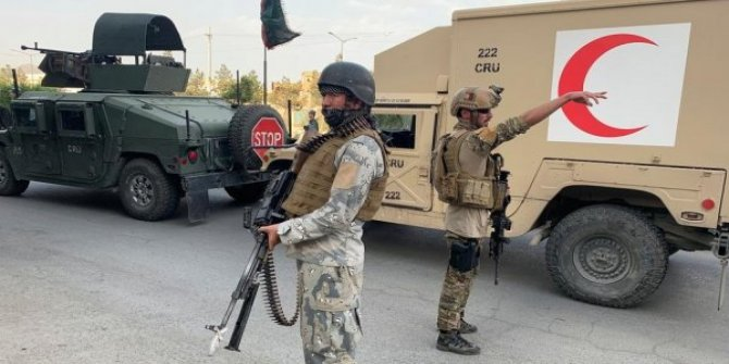 Kabil'de patlama oldu