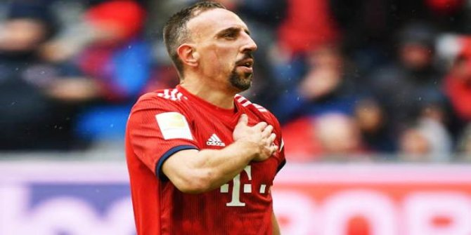 Franck Ribery teklifi reddetti!