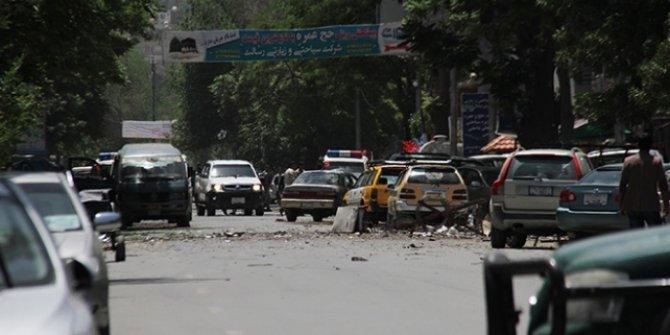 Seçim bürosuna saldırı: 20 ölü, 50 yaralı