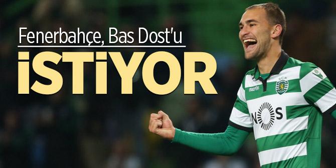 Fenerbahçe, Bas Dost'u gözüne kestirdi