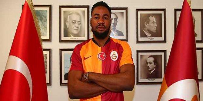 Galatasaray Luyindama'nın bonservisini aldı
