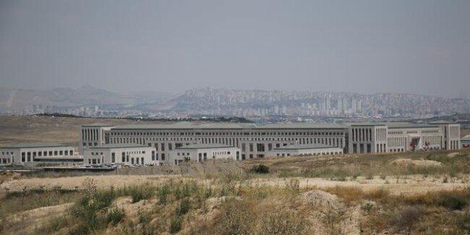 İşte MİT'in yeni kalesi!  Erdoğan inceleme yaptı