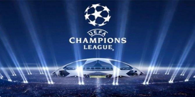 UEFA Şampiyonlar Ligi'nde tur atlayan takımlar