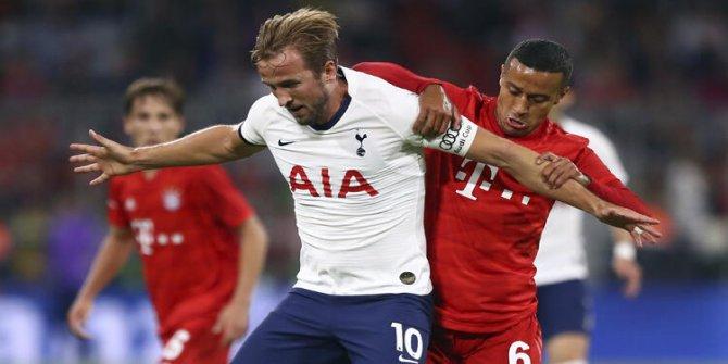 Audi Kupası'nda şampiyon Tottenham oldu