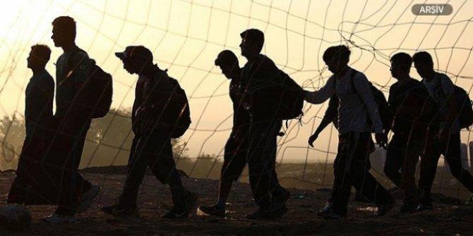 Kırklareli'nde 39 düzensiz göçmen yakalandı