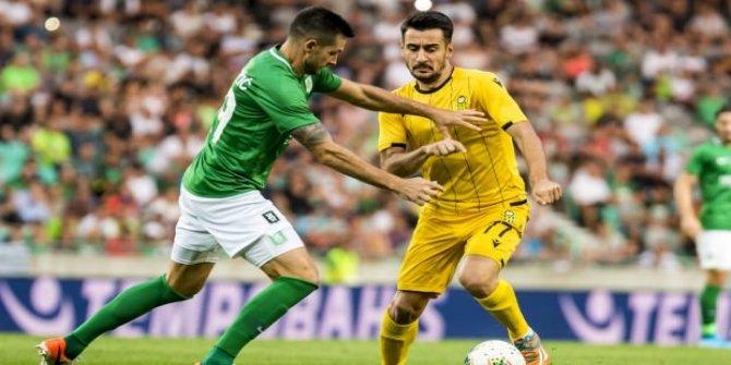 Yeni Malatyaspor Slovenya'da tarih yazdı