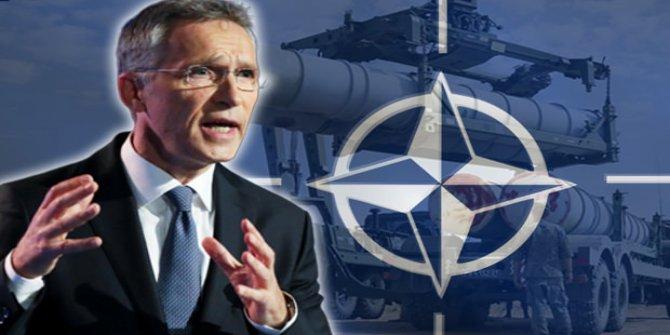 NATO'dan yeni S-400 açıklaması