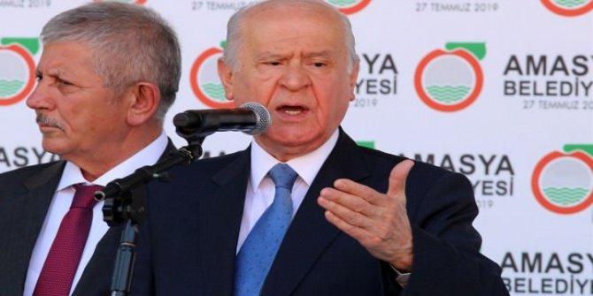 Bahçeli'nin İYİ Parti çağrısının ardından istifalar geldi