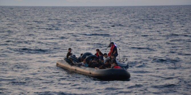36 düzensiz göçmen Edirne'de yakalandı