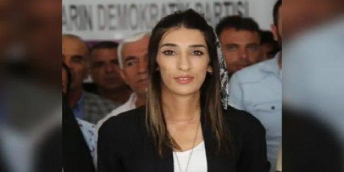 HDP Mardin il başkanı Eylem Amak gözaltına alındı
