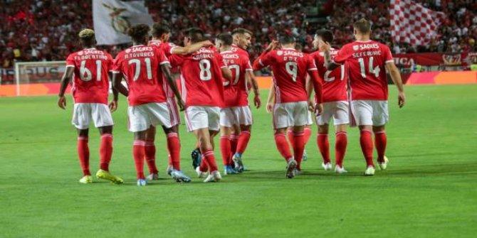 Benfica kupayı evine götürdü