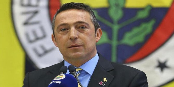 Başkan Ali Koç Fenerbahçe'deki eksikleri açıkladı