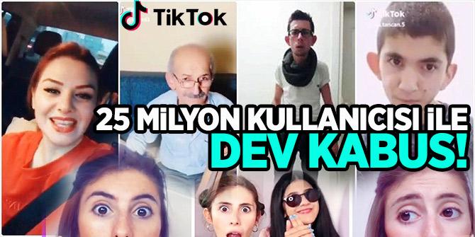 TikTok kabusu: Türkiye'de 25 milyon kullanıcısı var!