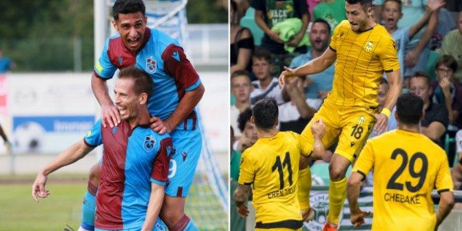 Temsilcilerimizin UEFA Avrupa Ligi 3. eleme turunda ilk maçları