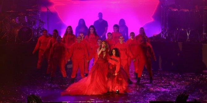 Antalya'da Jennifer Lopez rüzgarı (En pahalı biletler Türkiye'de satıldı)