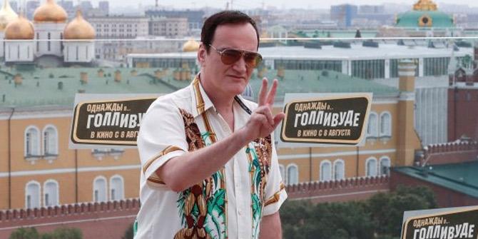 Usta yönetmen Tarantino, son ama efsane bir film çekmek istiyor