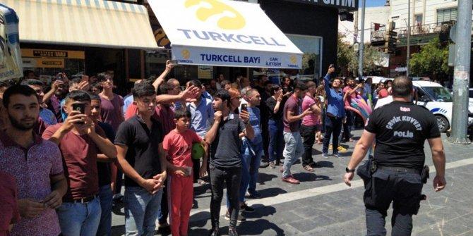 Şanlıurfa Haşimiye Meydanı'nda bomba düzeneği paniği