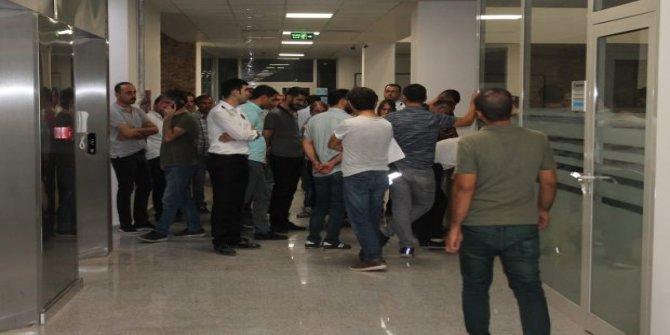 HDP'li belediyeye uyuşturucu baskını
