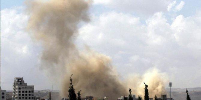 Husilerden Suudi Arabistan hava üssüne saldırı