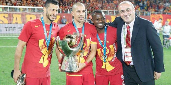 Galatasaray'da İtalya dönüşü operasyon
