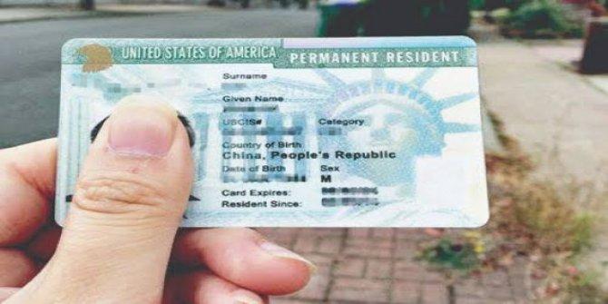 ABD, Green Card ve oturum hakkı kriterlerini değiştirdi
