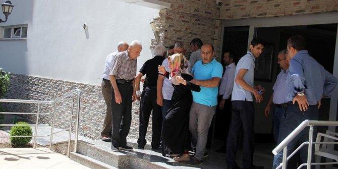 Kayseri'de acı olay! Evlatlık olduğunu öğrendi silaha sarıldı