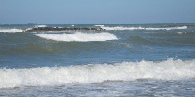 Sakarya'da denize giriş yasağı sürüyor