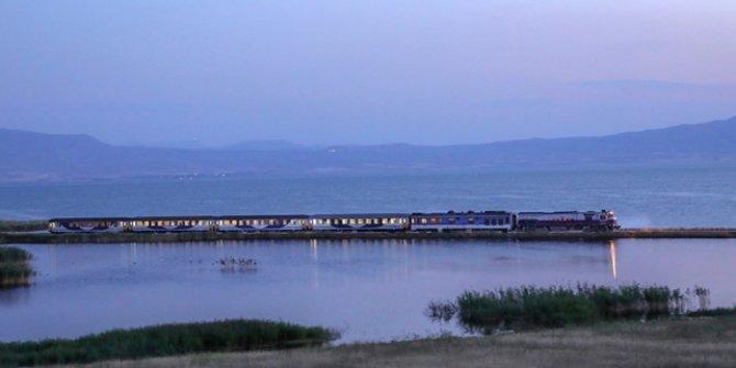 Ankara-Tahran tren hattının ilk seferi başladı