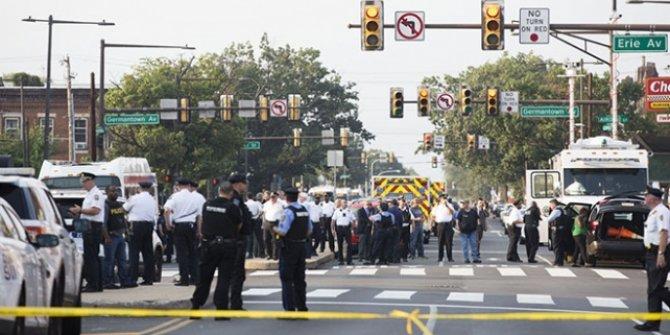 Pensilvanya'da  silahlı saldırı: 6 polis yaralı
