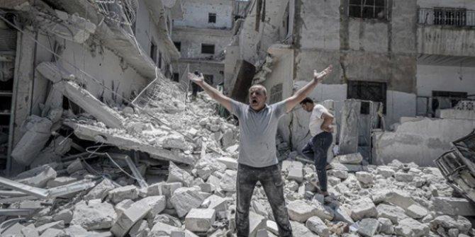 İdlib'e hava saldırıları devam ediyor: 6 ölü