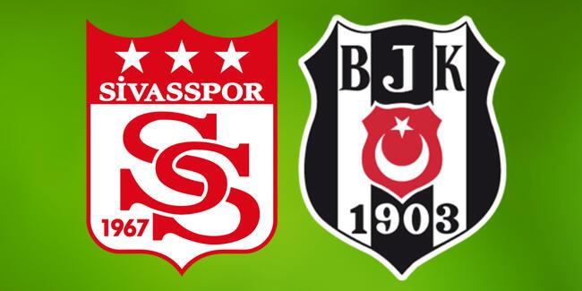 Sivasspor Beşiktaş maçı saat kaçta, hangi kanalda?