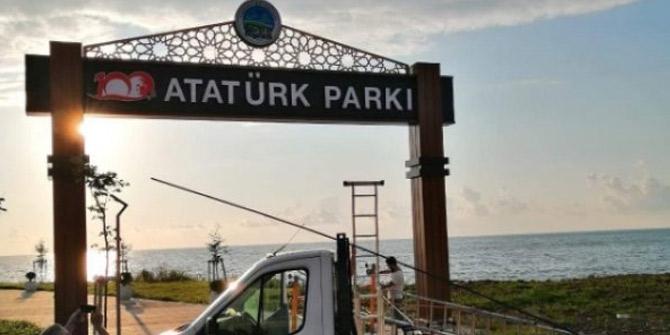 CHP'li belediyenin park ismi kavgası