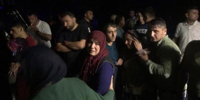 Araç baraja uçtu: 4 kişi hayatını kaybetti