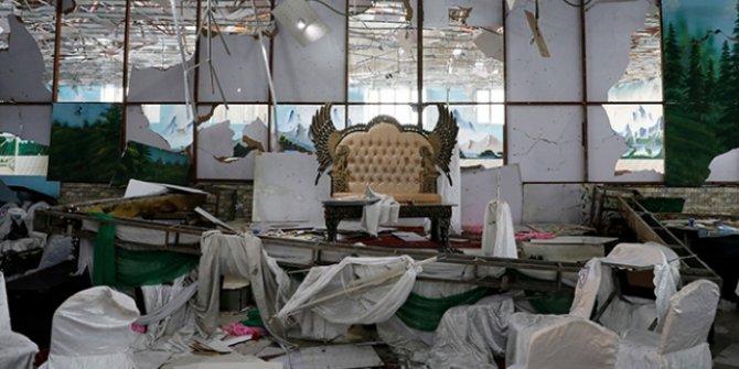 Afganistan'da düğün salonunda patlama! çok sayıda ölü ve yaralı var